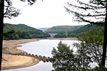 Looking towards The Howden Dam