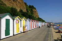 Small Hope Beach Huts