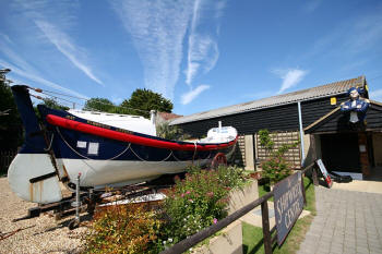 Bembridge old Lifeboat