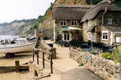 Fisherman's Cottage, Shanklin beach