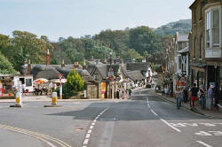 Shanklin Old Village.