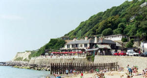 The Spyglass Inn, Ventnor.