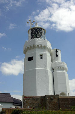 St. Catherine's lighthouse 2006
