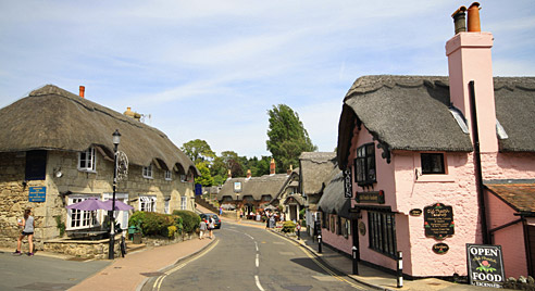 Shanklin Old Village 2012