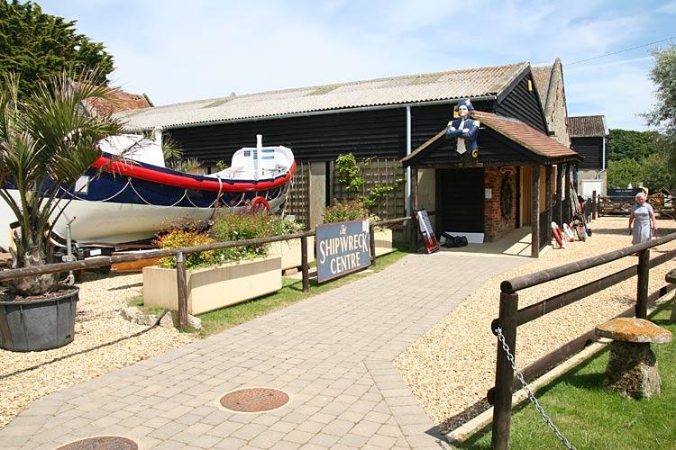 The Shipwreck and Maritime Museum, Arreton Barns, Arreton ...