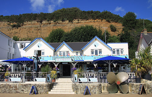 The Steamer Inn, Shanklin esplanade
