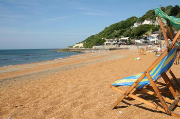 Ventnor deckchairs